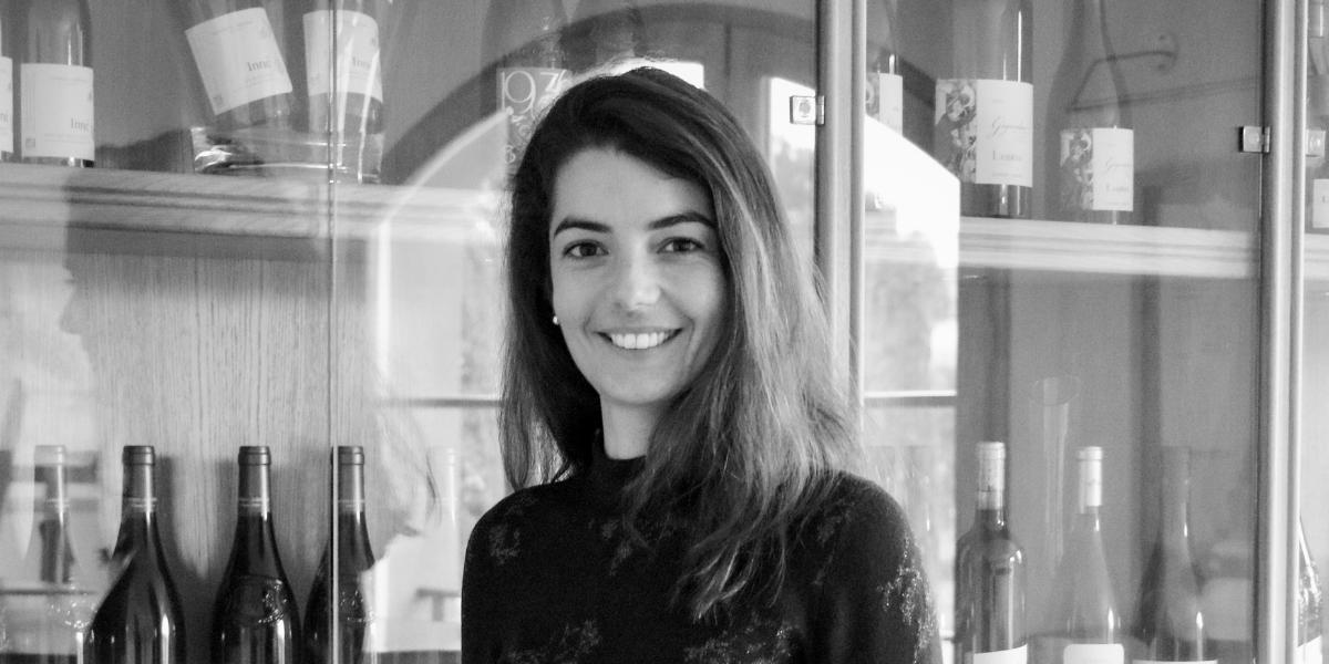 Laura Pourtier, Responsable Export zone Scandinave au sein de la Maison Gabriel Meffre