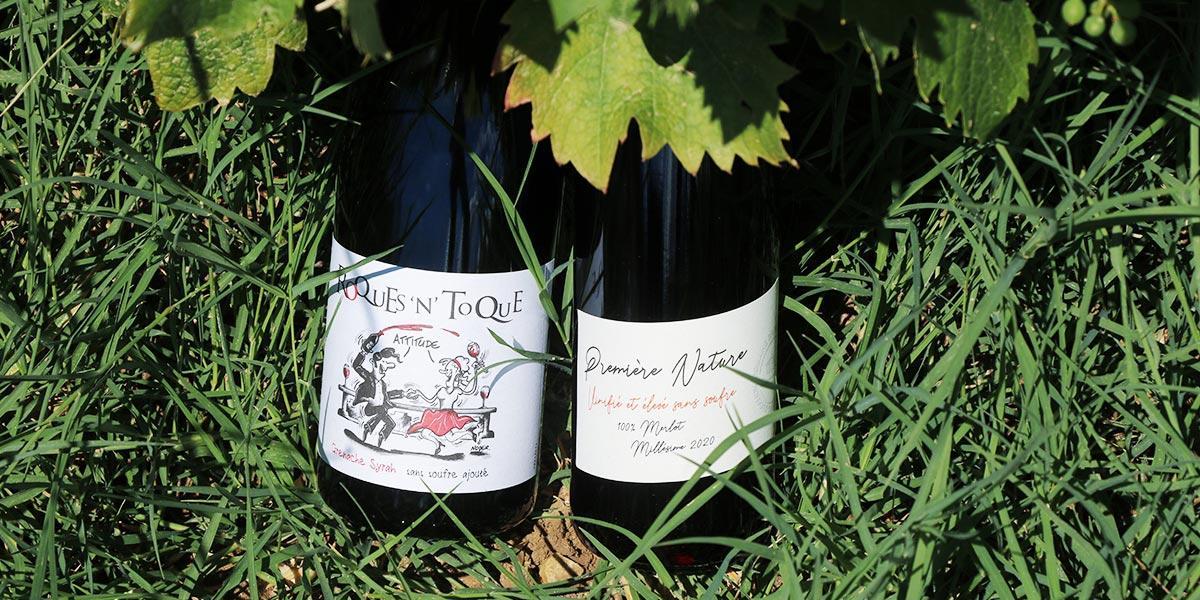 Que déguste-t-on avec les vins sans soufre ?