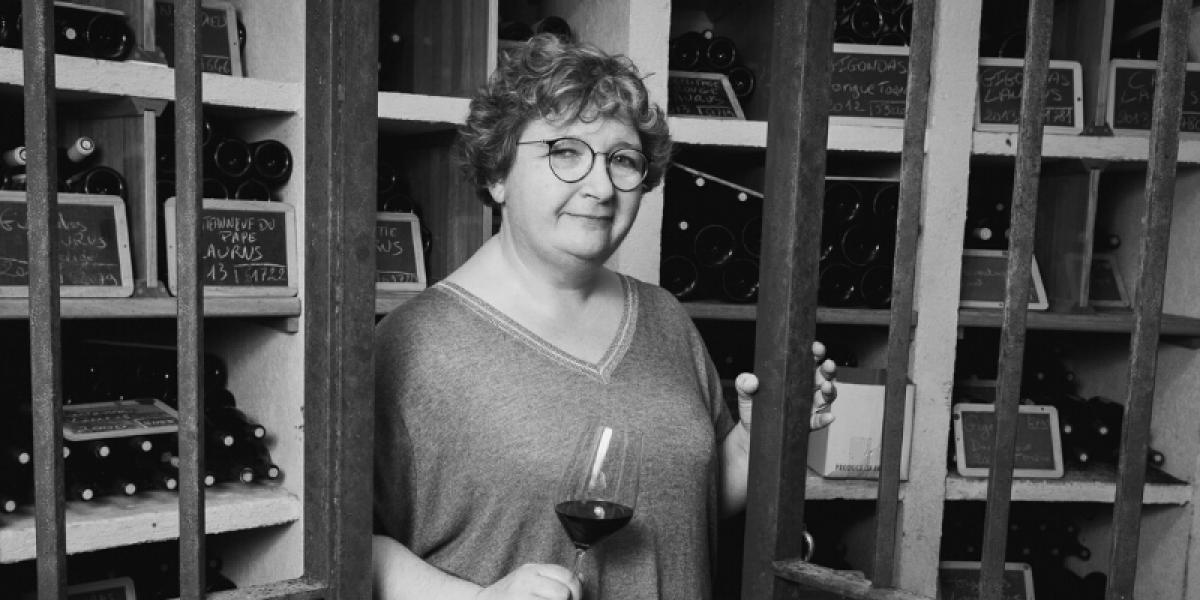 Véronique Torcolacci, oenologue de la Maison Gabriel Meffre