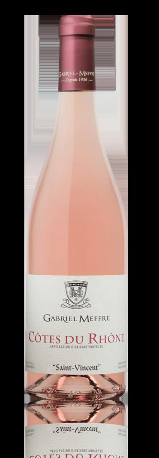 Gabriel Meffre signature CDR rosé