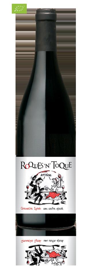 Roque and Toque Domaine de Lonque Sulphur free added