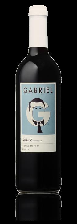 Bouteille Gamme Gabriel - Pays d'Oc - Cabernet Sauvignon