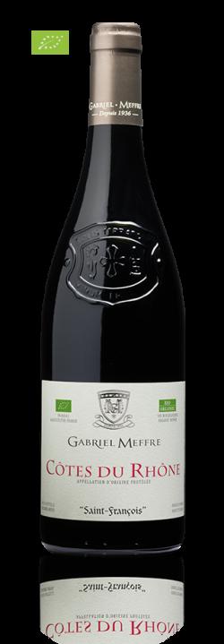 Gabriel Meffre Signature Côtes du Rhône red bio 2019
