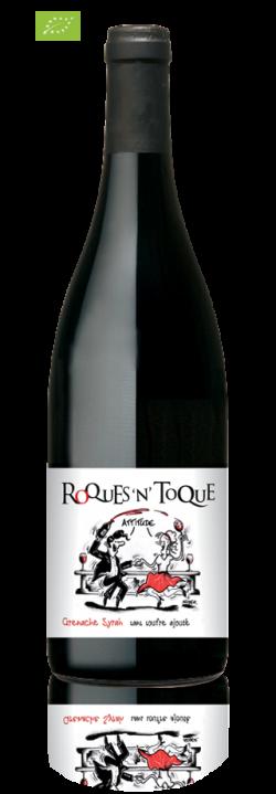 Cuvée sans soufre ajouté Roque and Toque Domaine de Longue Toque
