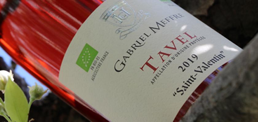 Organic Wine Gabriel Meffre Winery